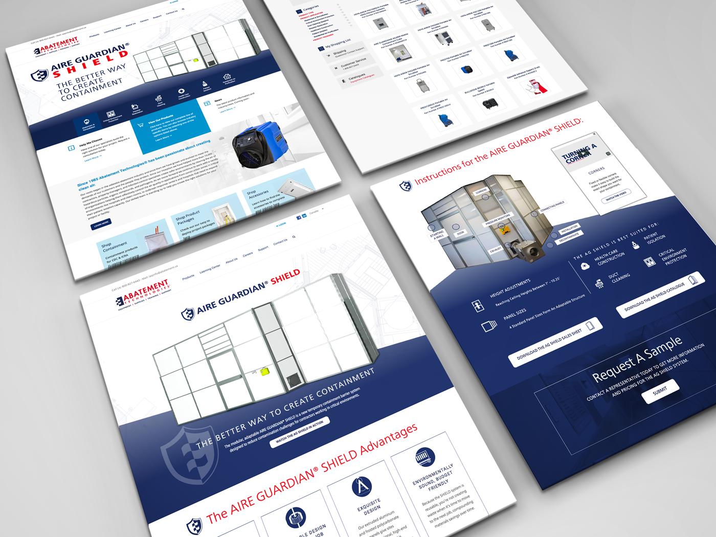 Abatement-website