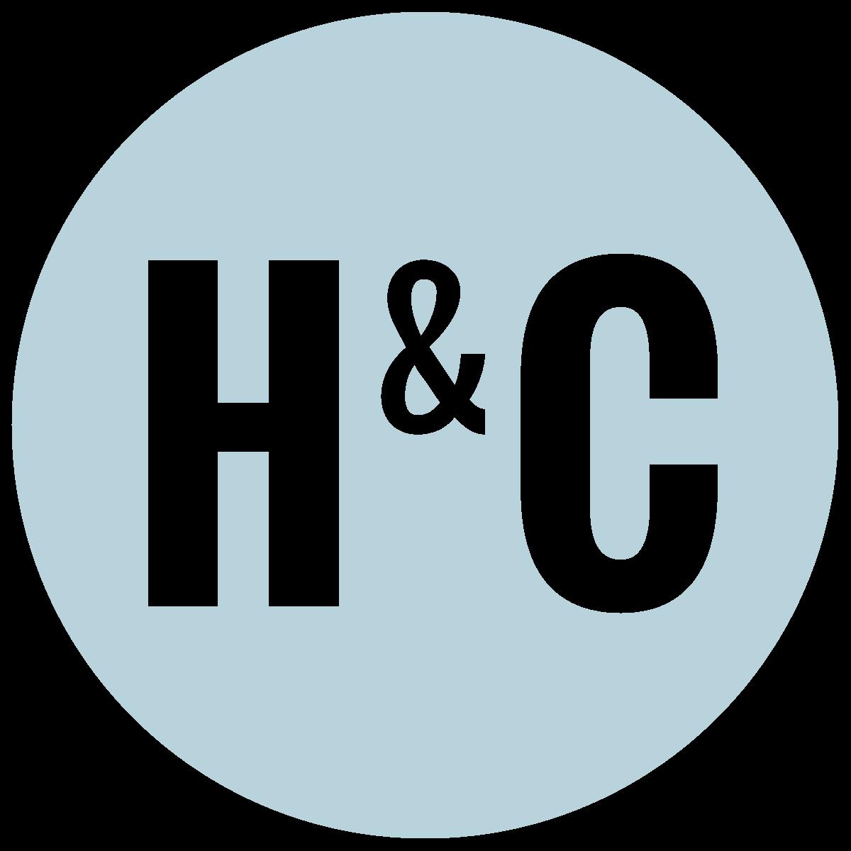 H&C Inc. Digital Marketing Logo
