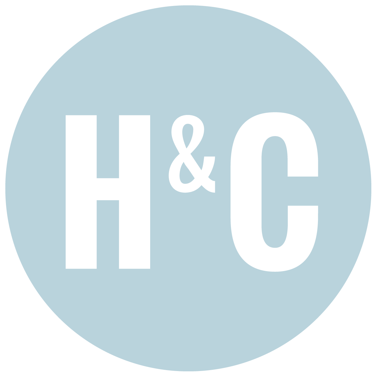 H&C Inc. Digital Marketing Logo