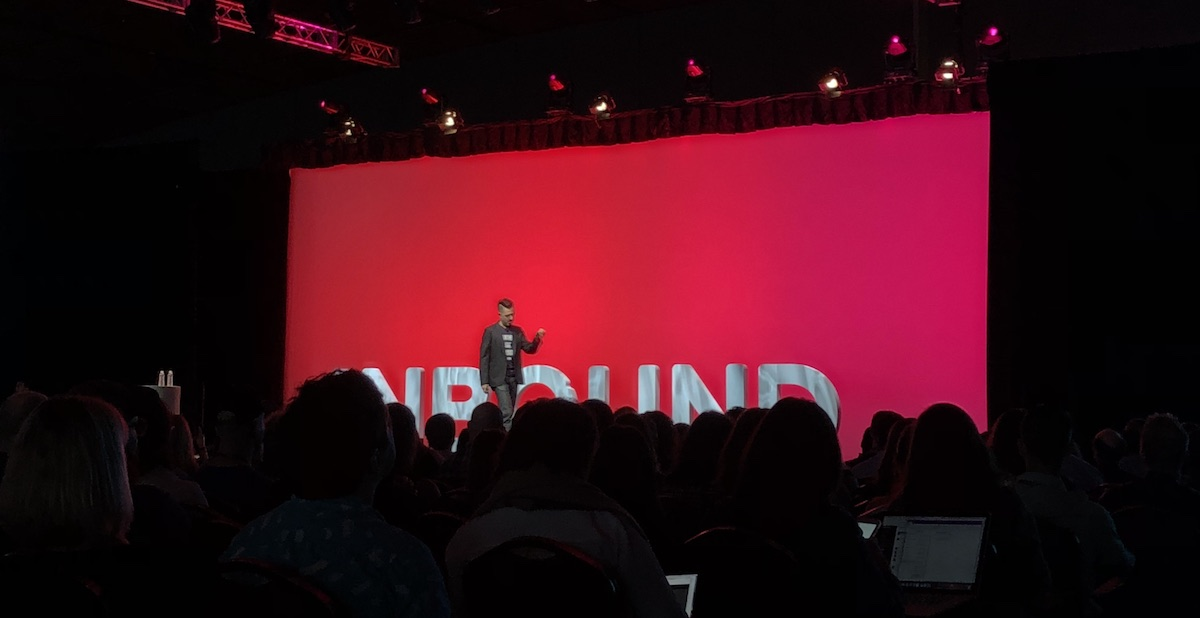 Rand Fishkin at Inbound 2017