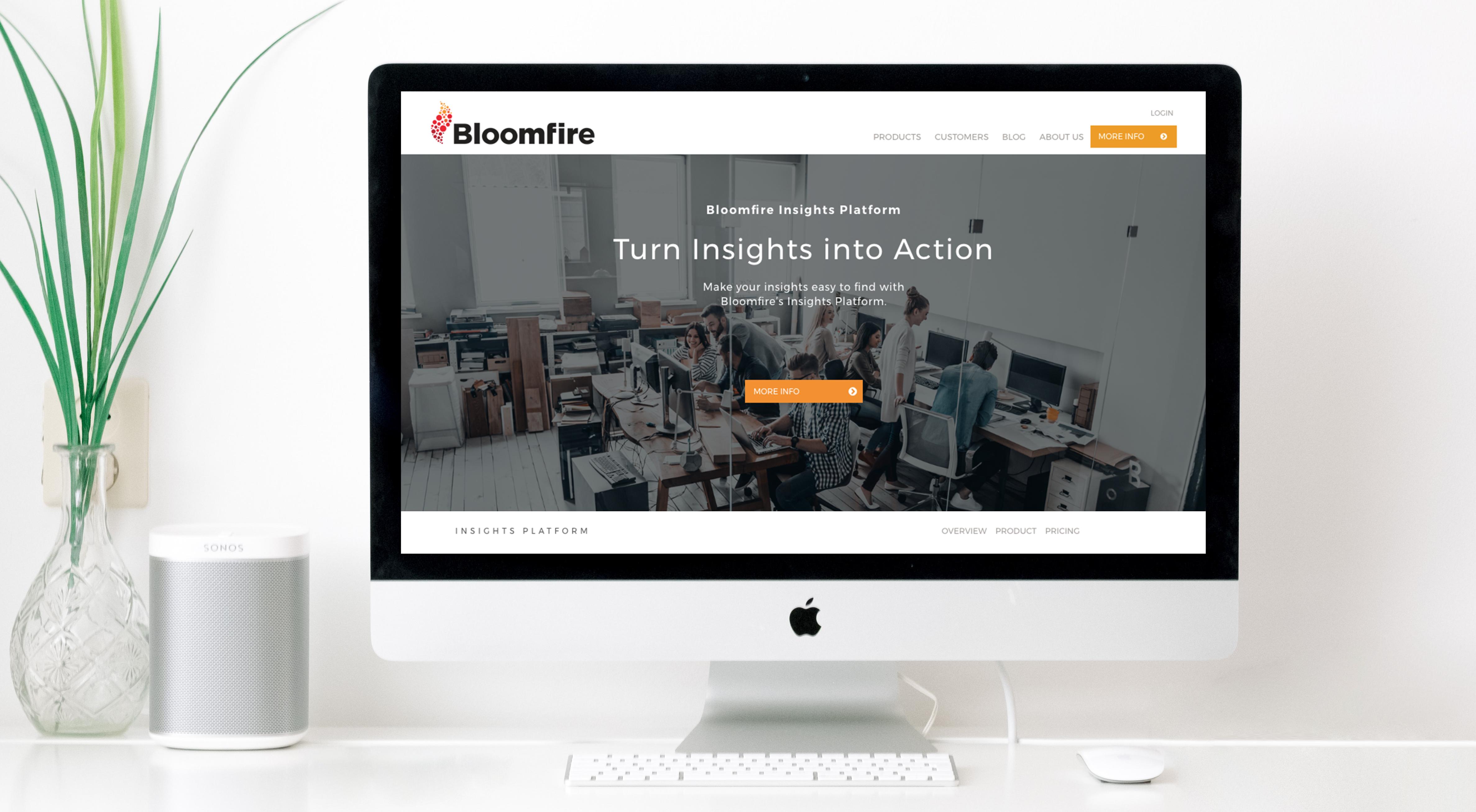 bloomfire growth driven design case study H&C Inc.