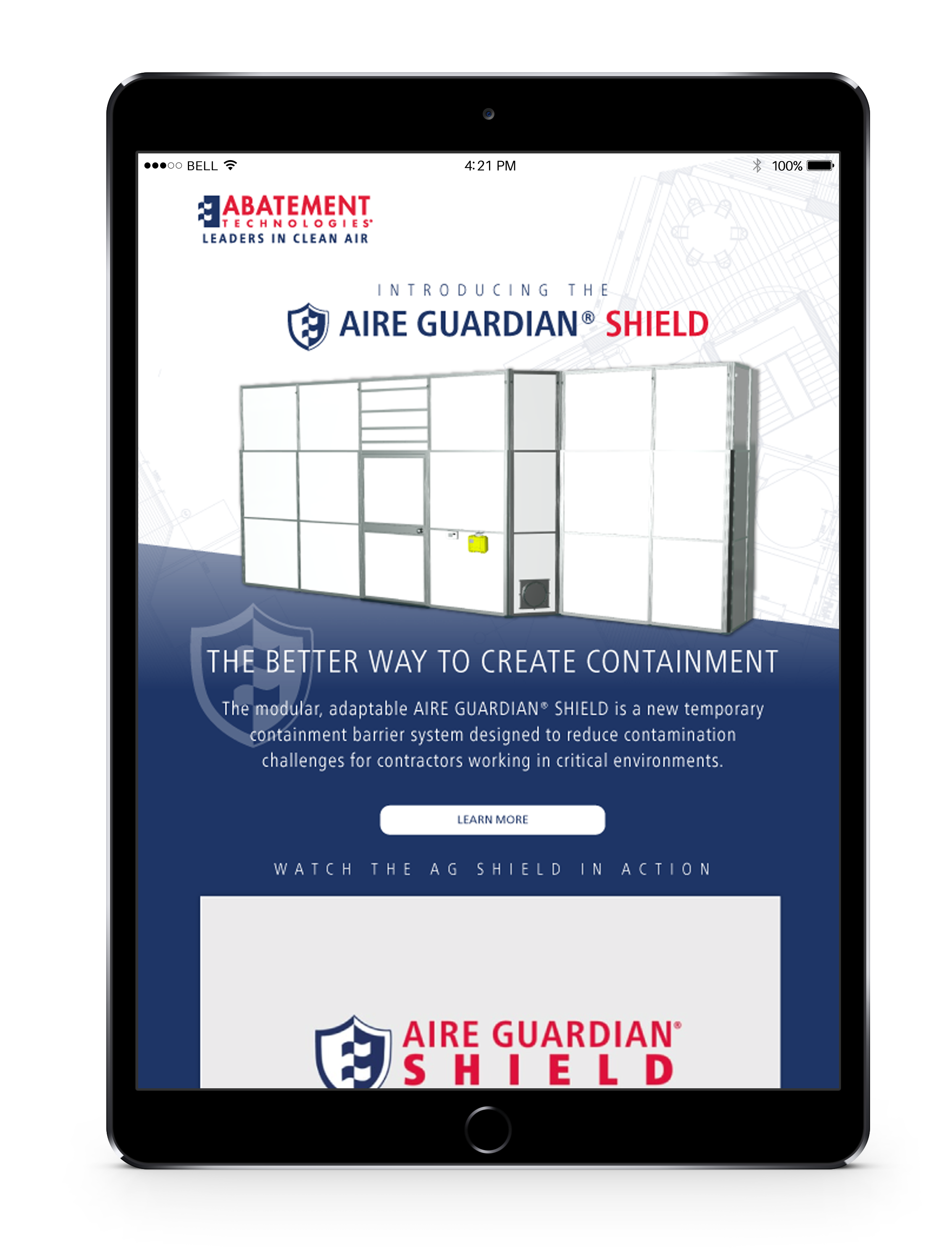 Aire Guardian Shield Emails