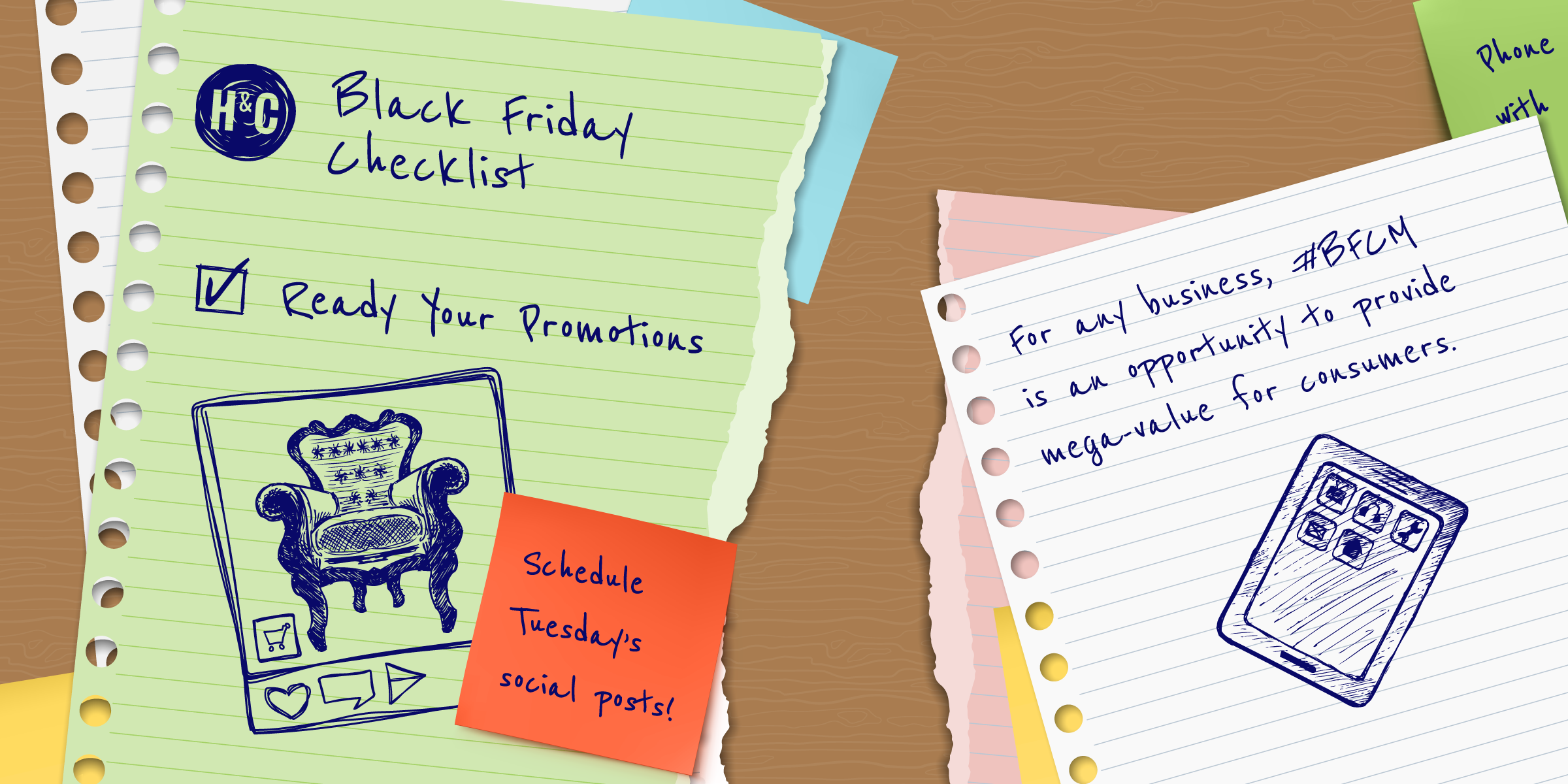 H&C Black Friday Checklist: Ready Your Promotions