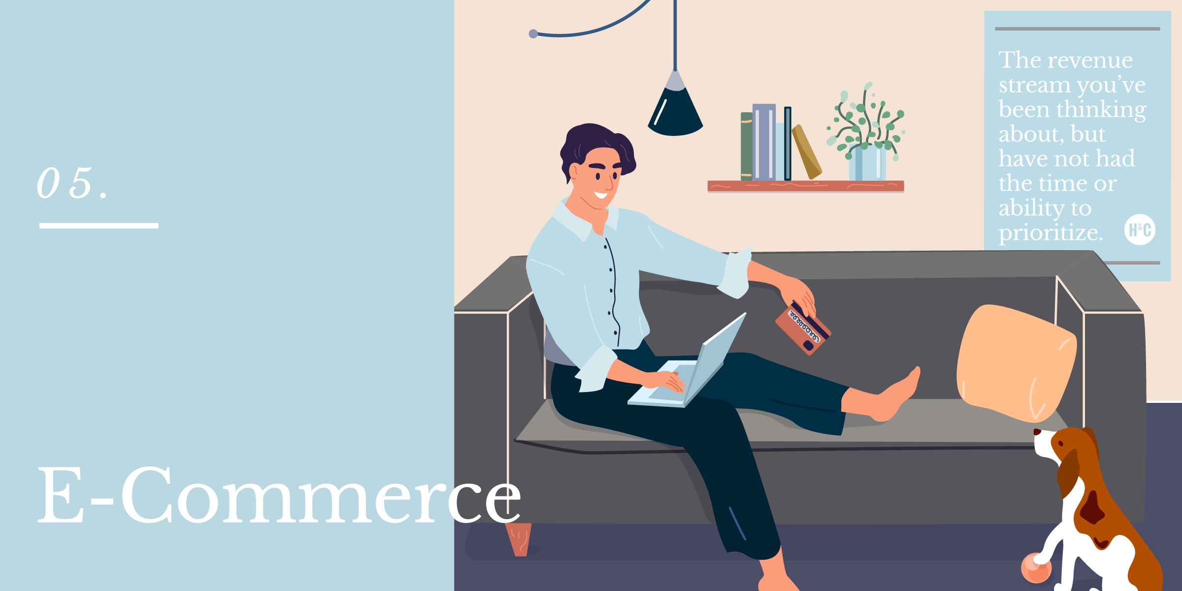 E-Commerce is your 2021 Revenue Stream